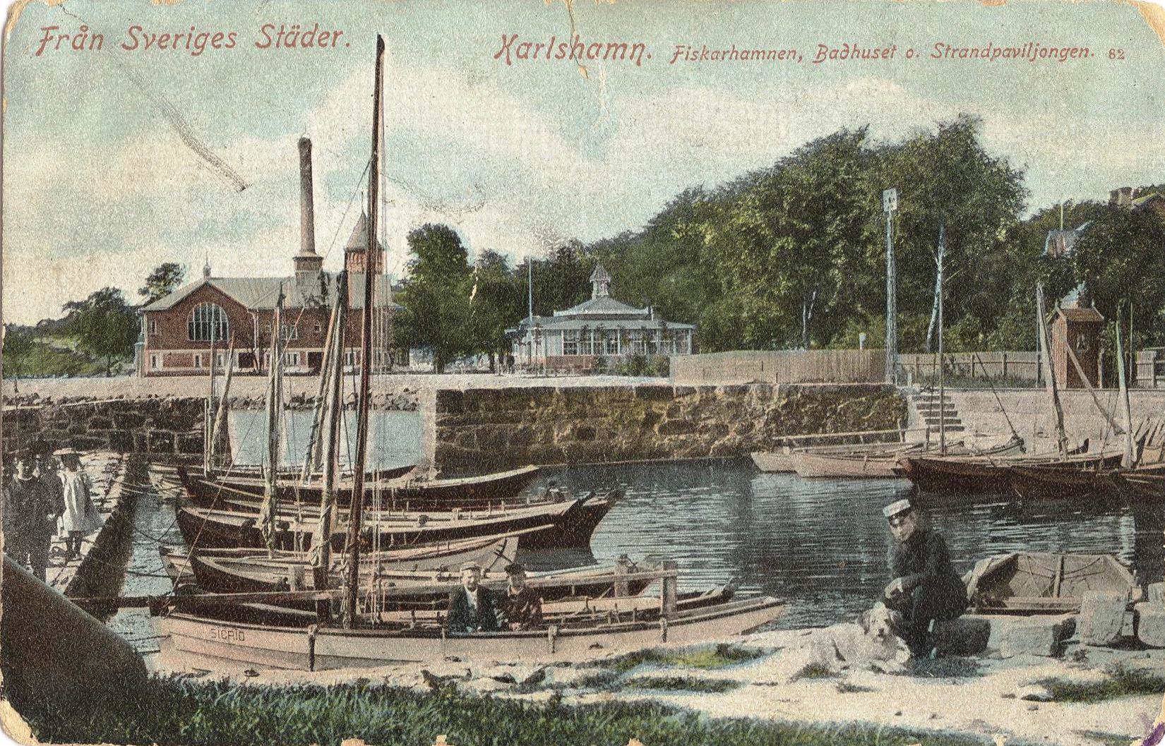 Karlshamn, 106