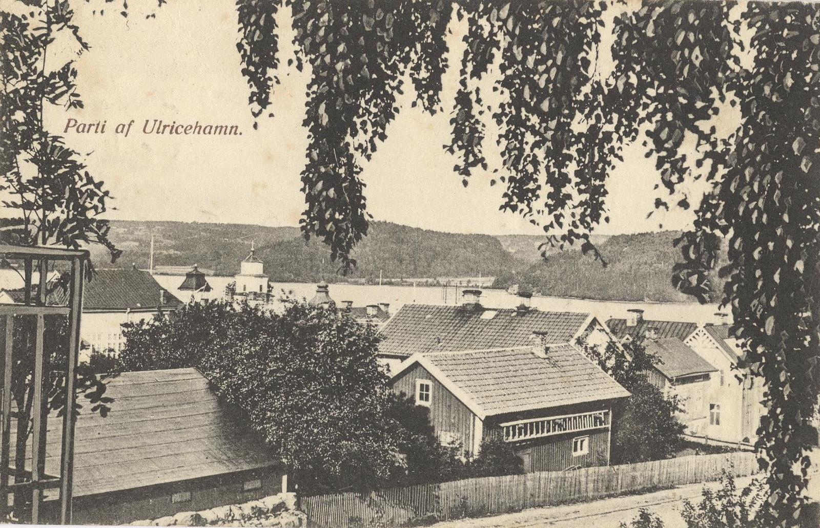 Parti av Ulricehamn